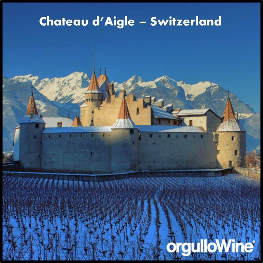 Cada vez son más los españoles que escogen Suiza como destino de vacaciones. Hoy os dejamos una preciosa foto del Chateau D'Aigle y sus fantásticos viñedos. Sin duda, un destino a tener en cuenta en FITUR.  (pineado por @orgulloWine) #gay #orgullogay #orgullolgtb #wine #gay #colors #colours #rainbow #pride #freedom #gaypride #LGTB