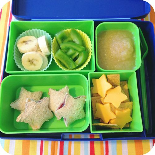 a champagne dream: Week 1 of Healthy School Lunches (with recipes!)