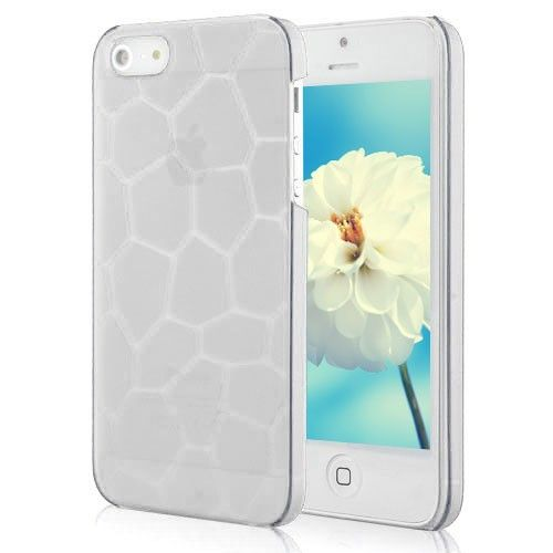 Water Cube Design Crystal Hard Case For IPhone 5