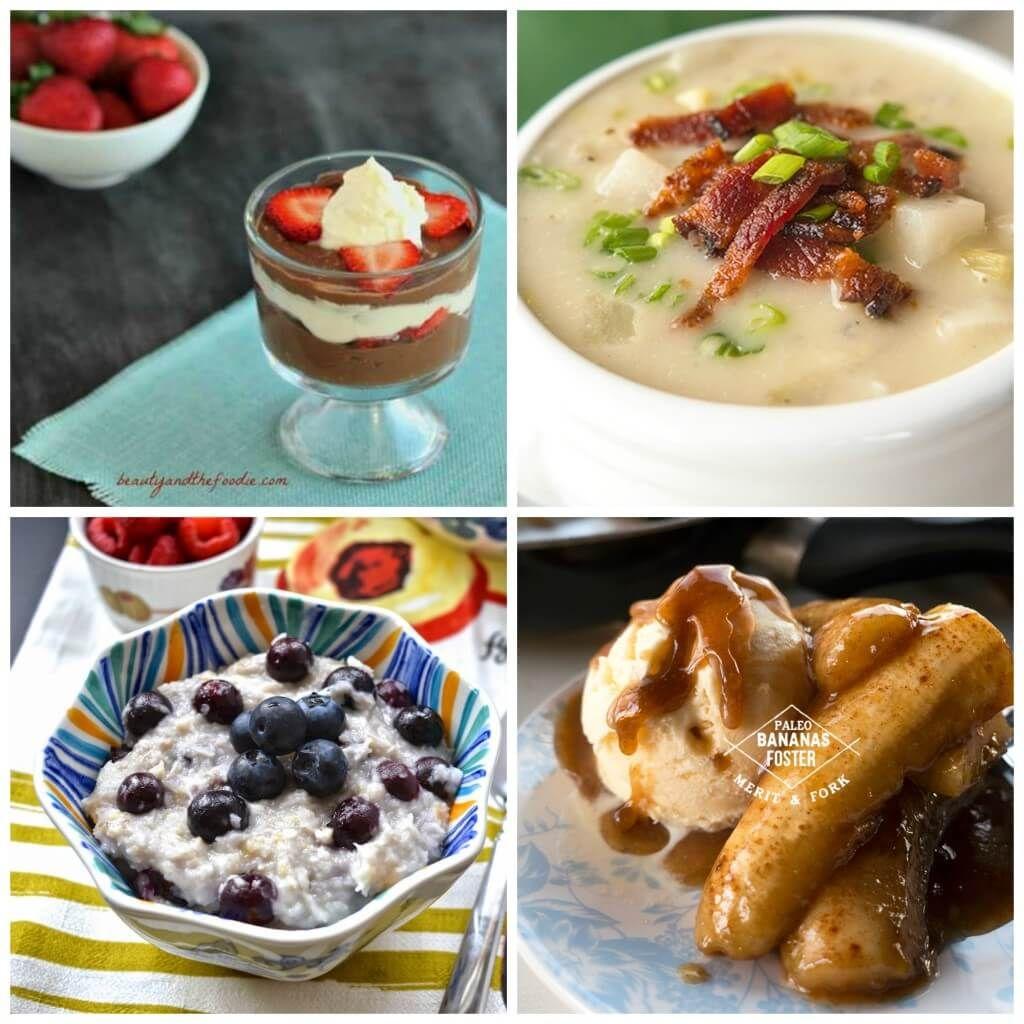 40 Paleo Recipes for a Soft Foods Diet Soft foods, Soft