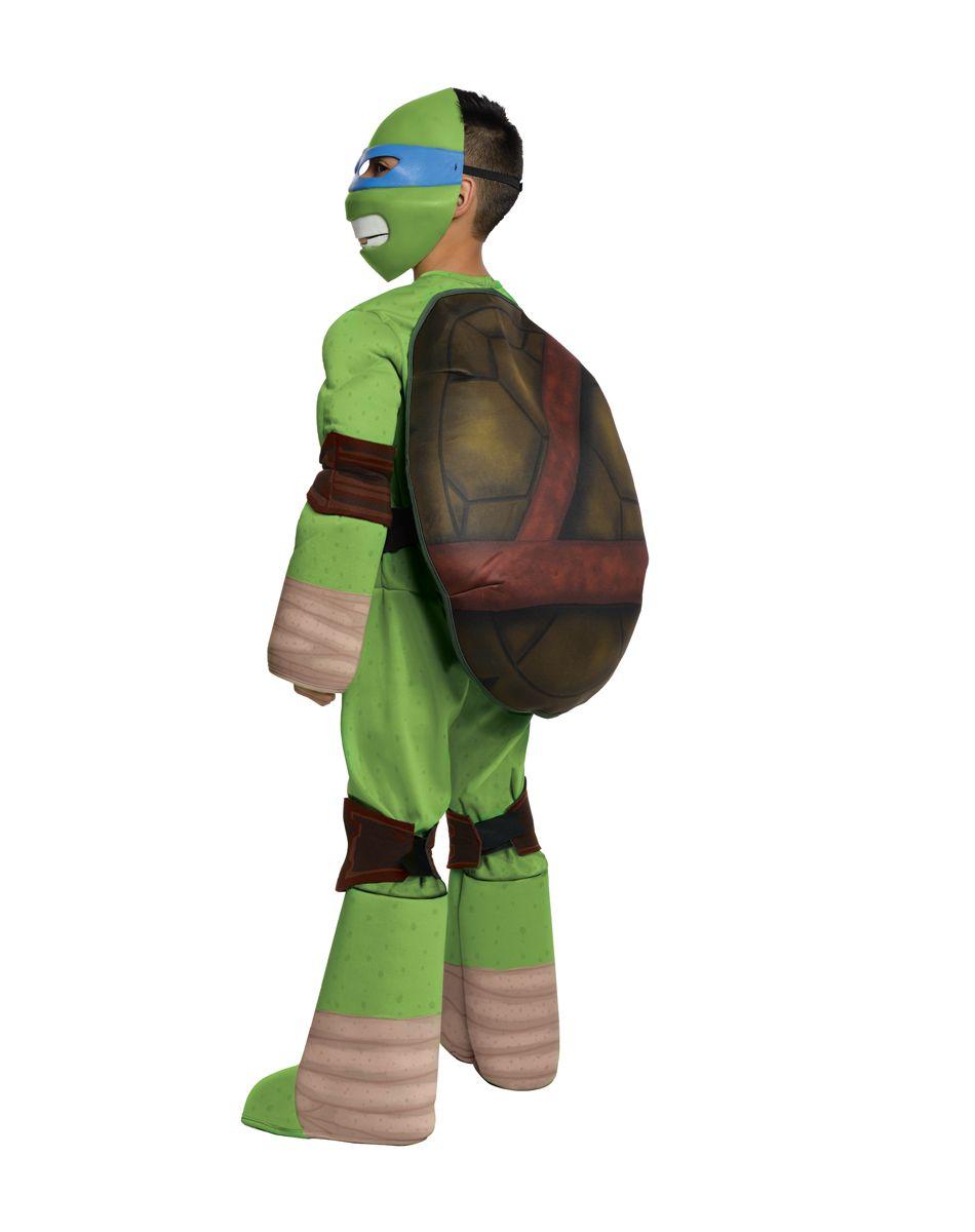 teenage mutant ninja turtles leonardo deluxe child costume spirit halloween - Teenage Mutant Ninja Turtles Halloween Costumes For Kids