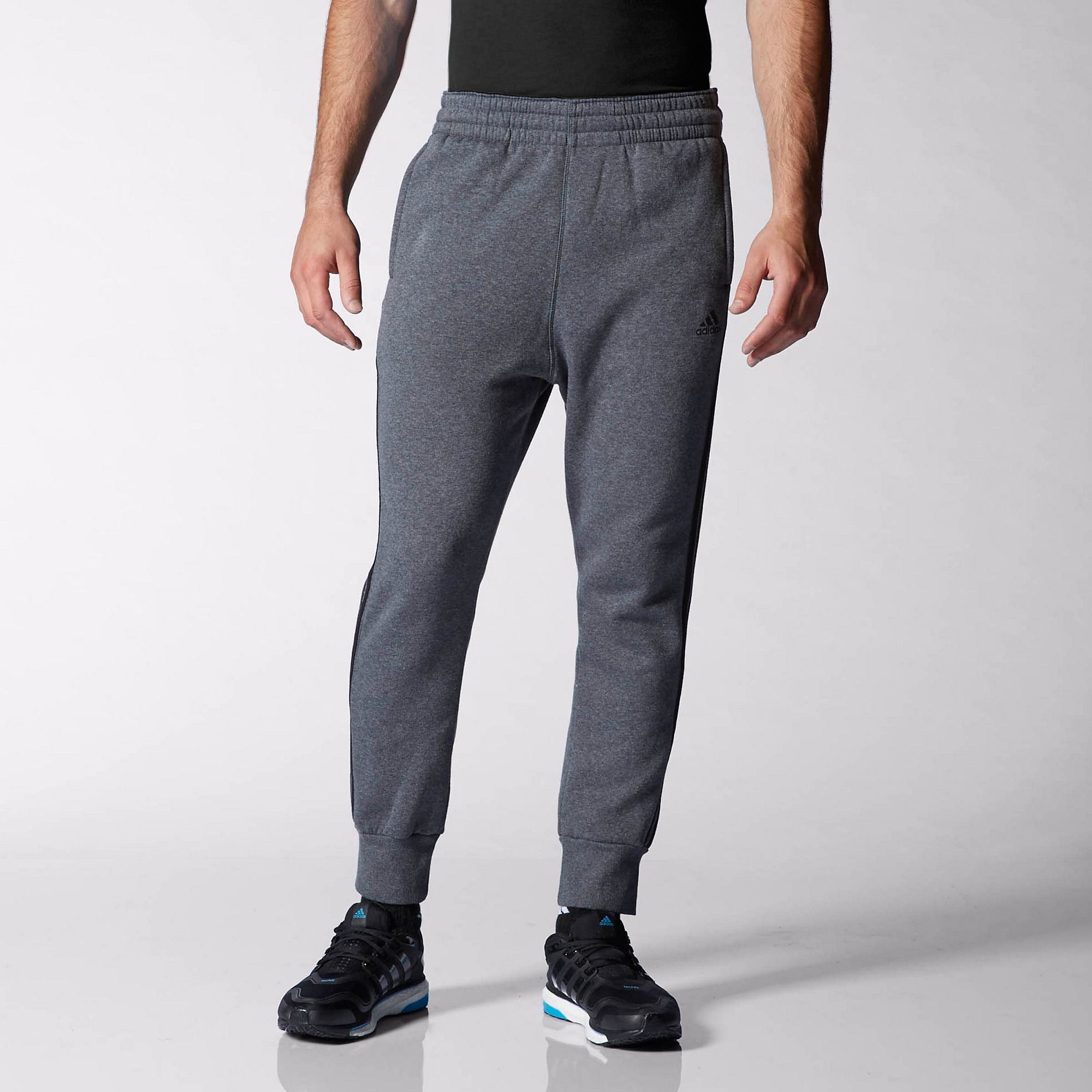 adidas Slim 3-Stripes Sweat Pants   adidas US