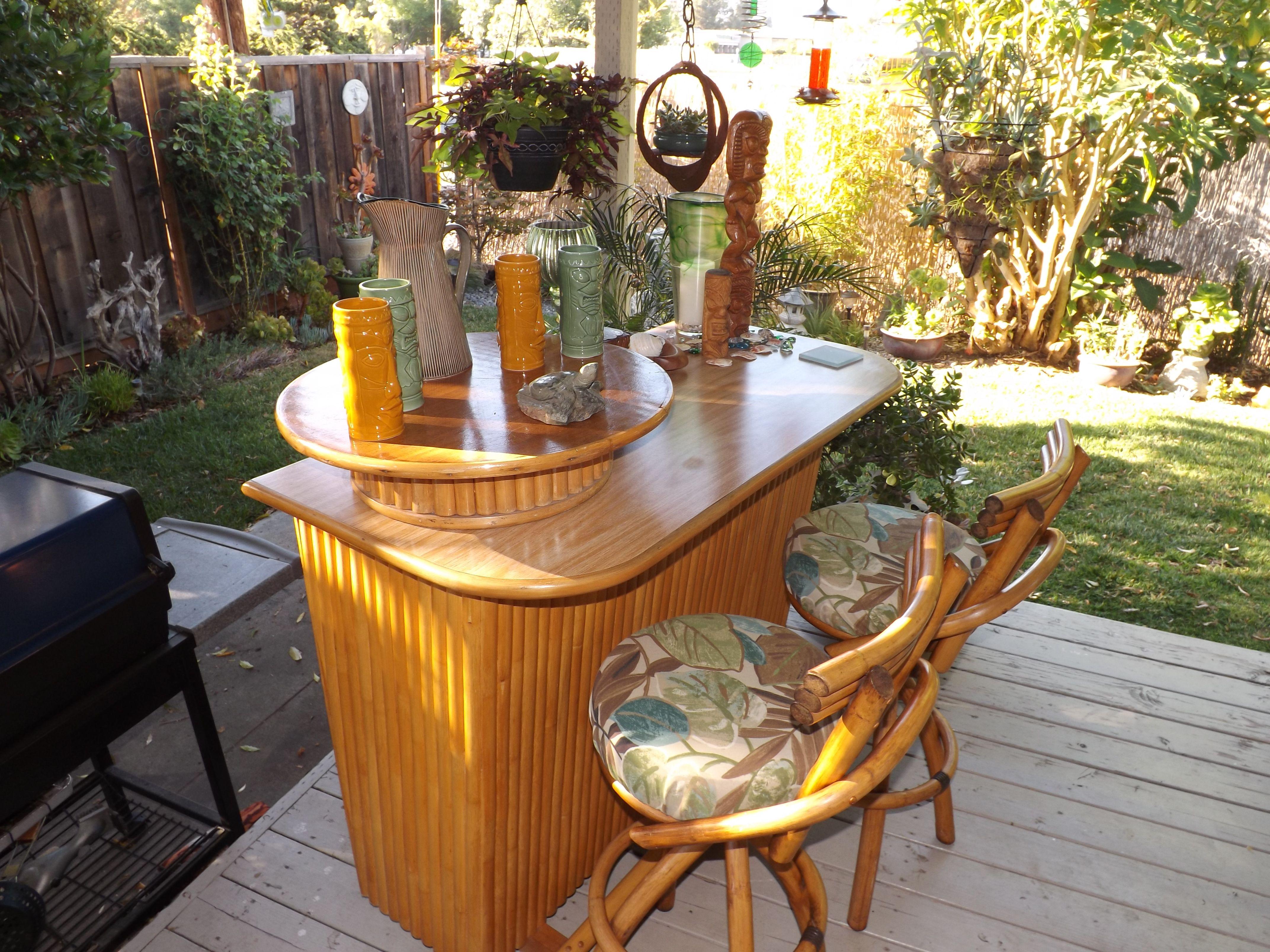 Our Tiki Bar
