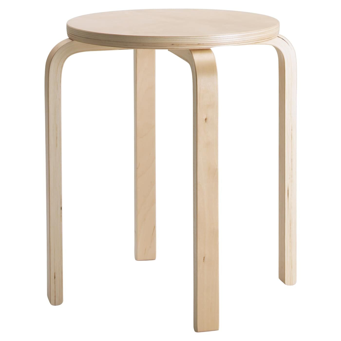 Wondrous Frosta Stool Birch Plywood Ikea In 2019 Stool Ikea Uwap Interior Chair Design Uwaporg