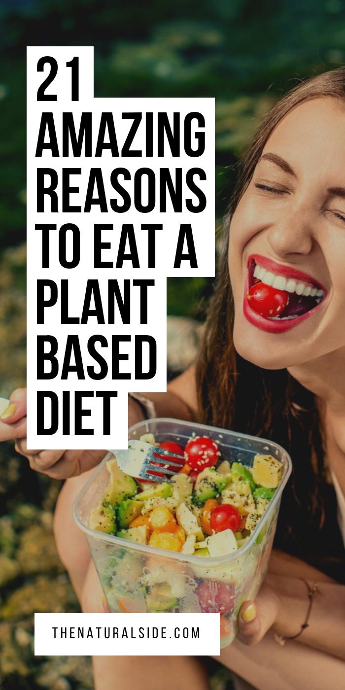 Photo of 21 erstaunliche Gründe für eine pflanzliche Ernährung