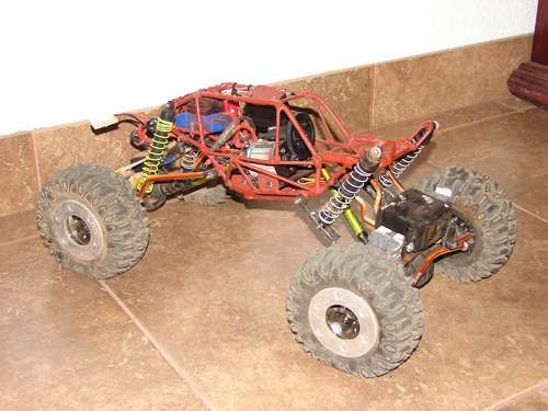 How To Build Your Own Rc Rock Crawler Do It Projects Plans And