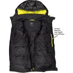 Hackett men's down jacket, Aston Martin, microfiber, black HackettHackett  – Products