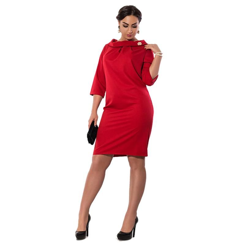 Elegant Office Dress For Plus Size Women Office Dresses And Products