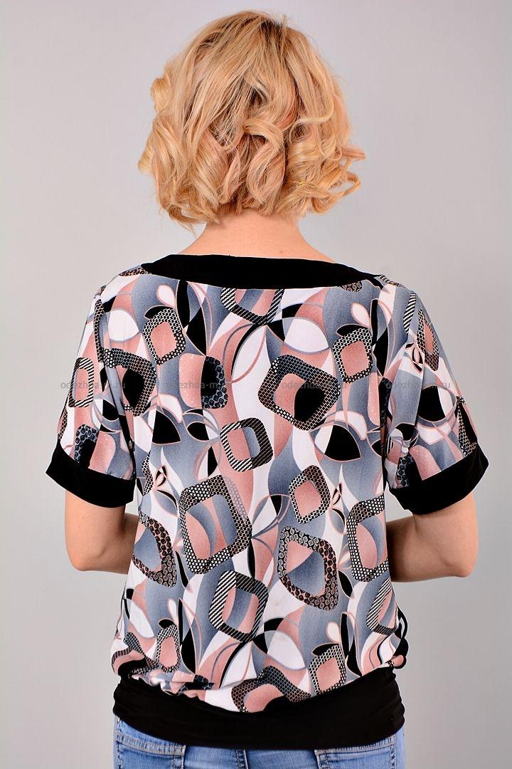 Блуза Г8951 Размеры: 48-58 Цена: 295 руб.  http://odezhda-m.ru/products/bluza-g8951  #одежда #женщинам #блузки #одеждамаркет