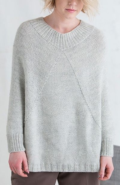 Knitting Pattern For Marblehead Poncho Pullover Poncho With