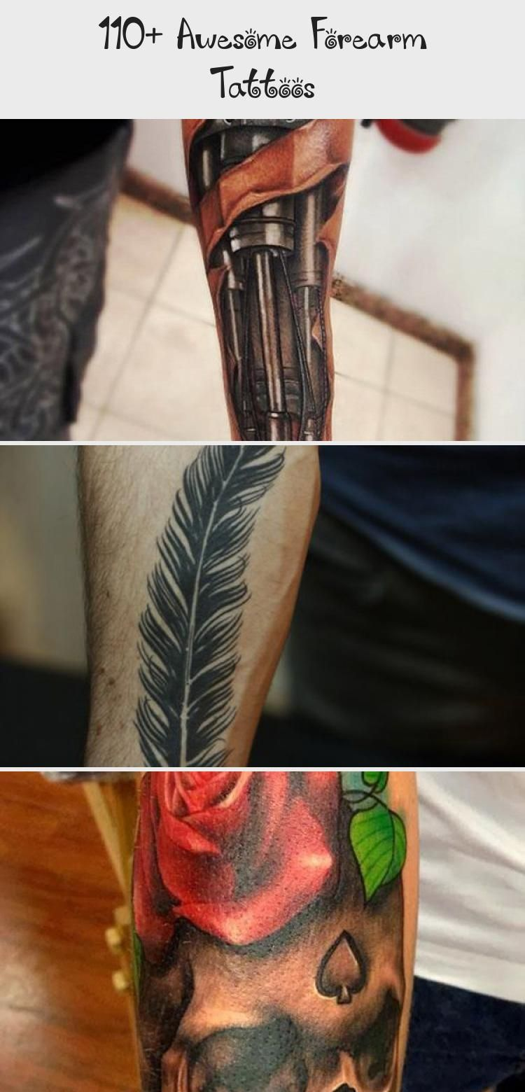 Amazing forearm tattoo 110 awesome forearm tattoos