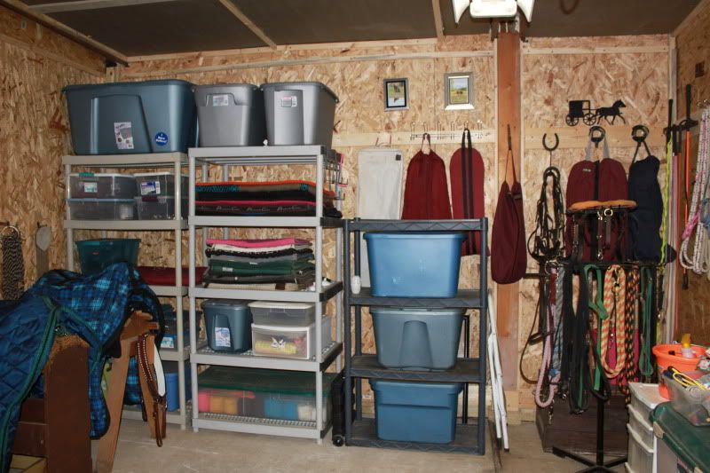 Barn Tack Room Pictures Need Some Ideas Page 4