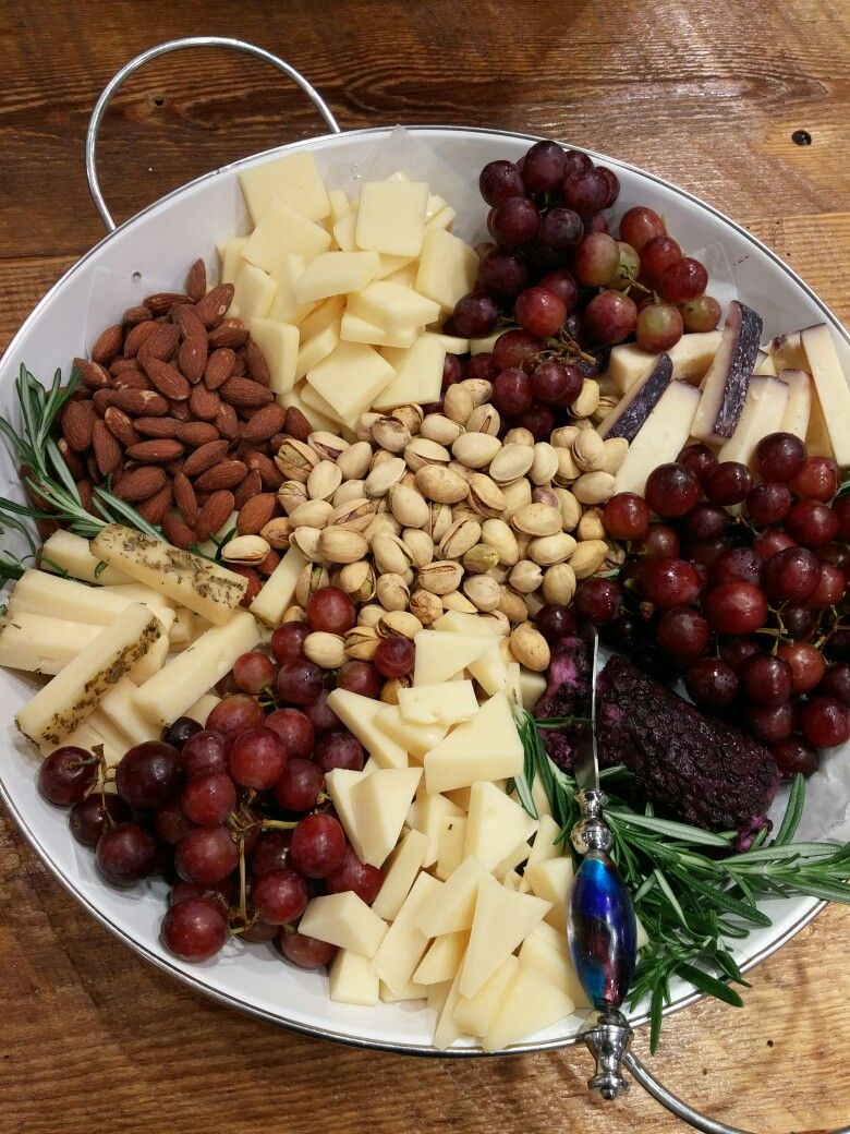Rocking a cheese tray at the Beer Den as we toast the new