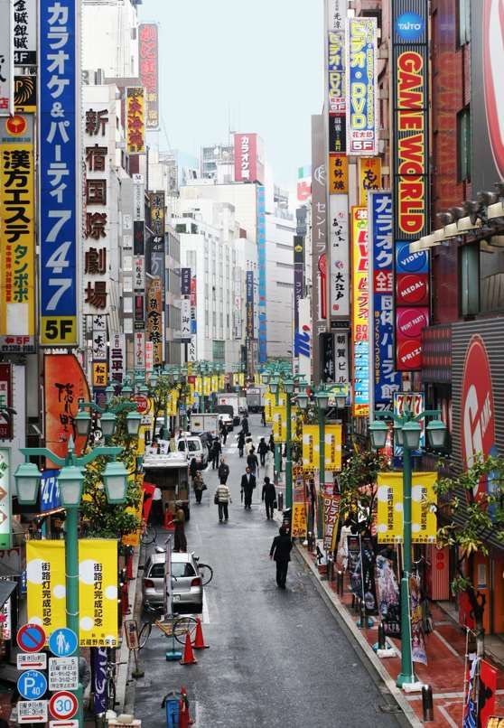 Tokyo Honeymoon Weather and Travel Guide  Asia