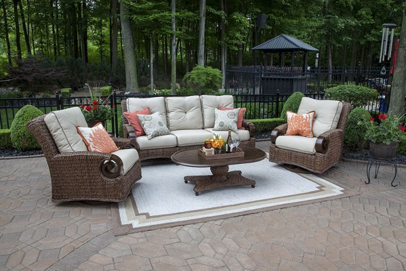 Wicker Patio Furniture Buying And Maintenance Tips Inspirational