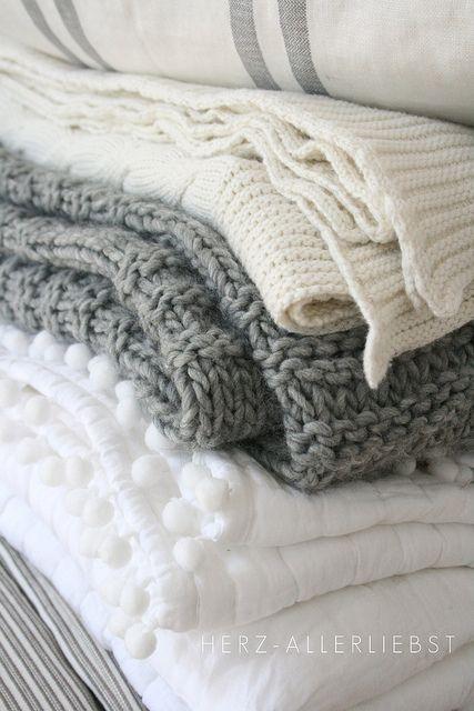 nadine id es d co pinterest gris blanc gris et couette. Black Bedroom Furniture Sets. Home Design Ideas