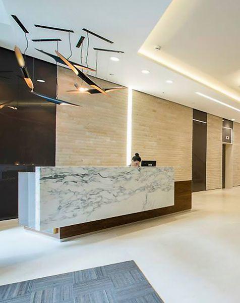 Delightfull Modern Reception Desk Design Reception Desk Design Lobby Design