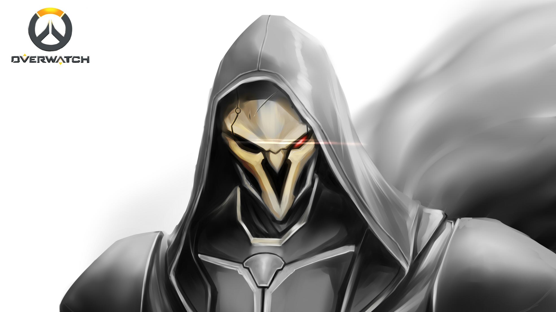 Reaper Epic Wallpaper Reaper Overwatch Pinterest