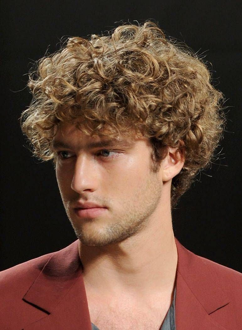 How to Conquer Curly Hair for Men | mens grooming tips tricks ...