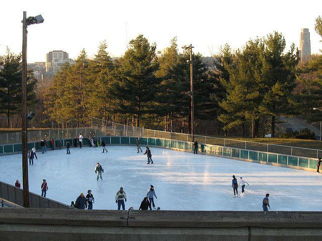 schenley ice skating rink - 640×480