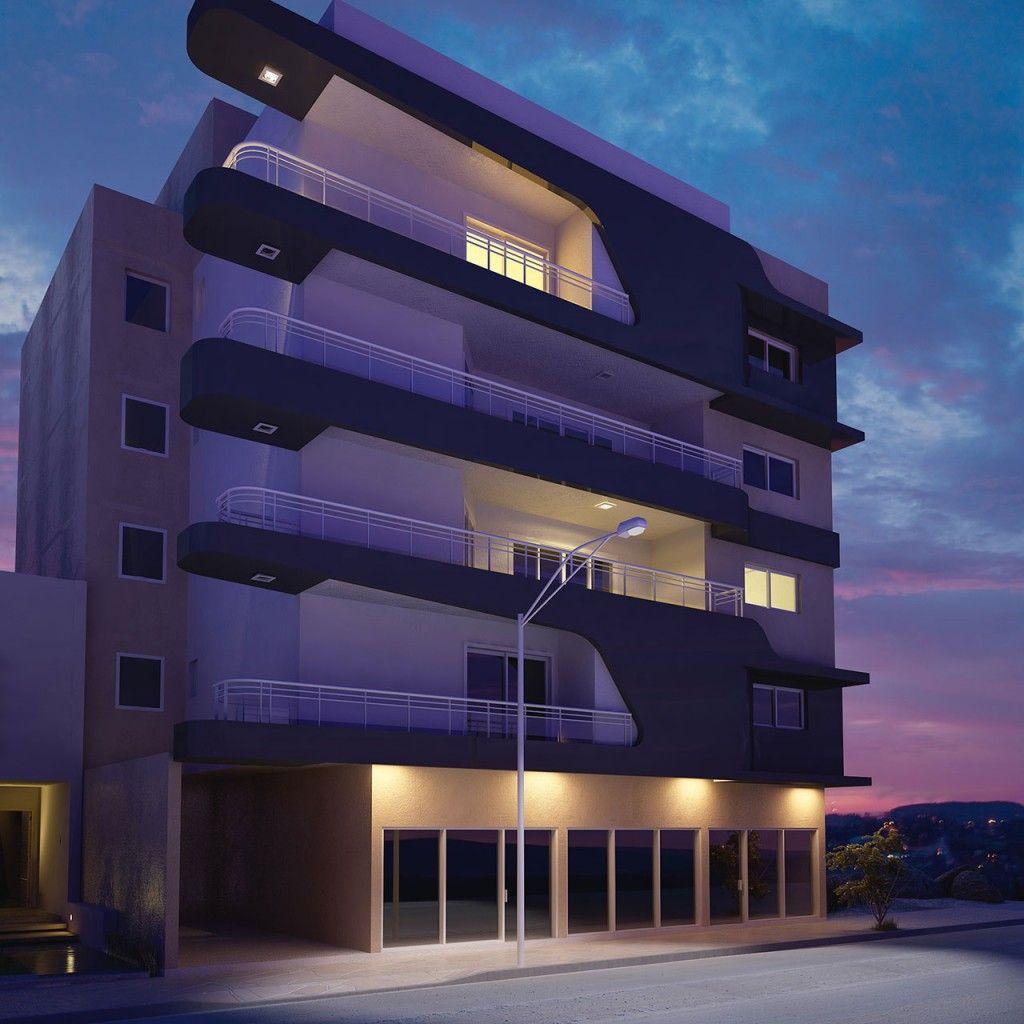 Residencial F.S. | Cuatro Arquitetos