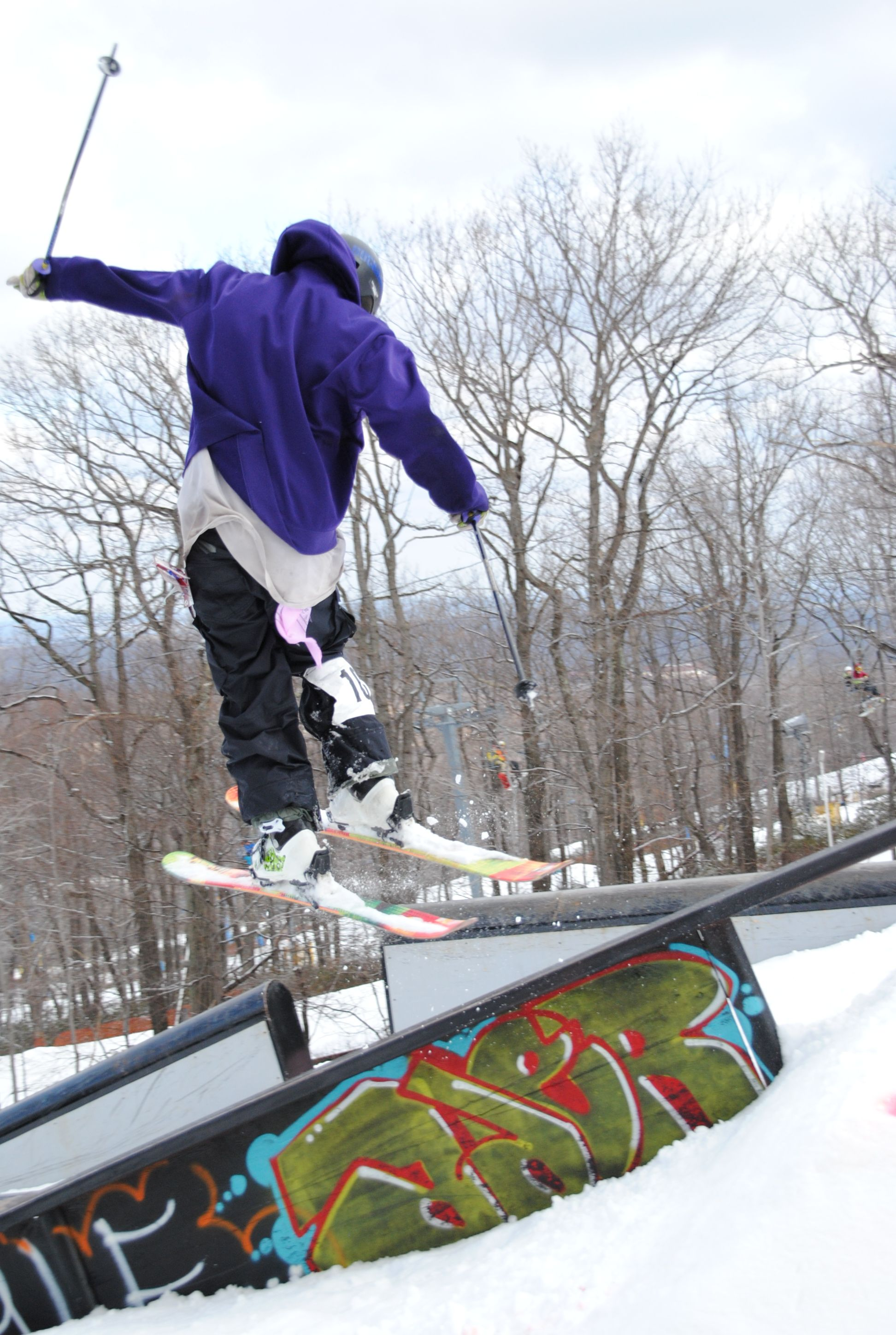 Pin By Camelback Mountain Resort On Neon Terrain Park Camelback Camelback Mountain Snowboarding