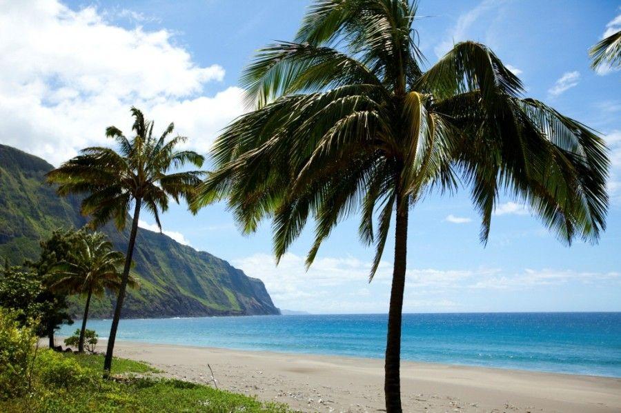 Molokai, Hawaii Known as the forgotten island