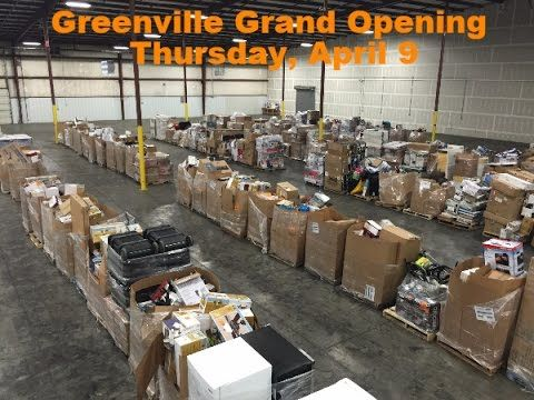 Greenville Sc Grand Opening Live Auction April 9th 2015