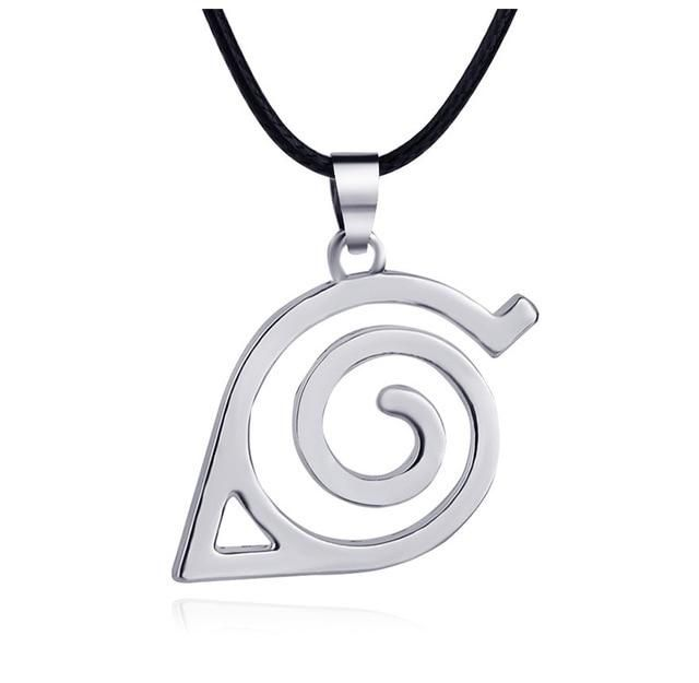 Photo of Anime Cosplay Necklace Akatsuki Organization Red Cloud Sign Metal Pendant Necklaces For Men Women Jewelry Accessories – 5