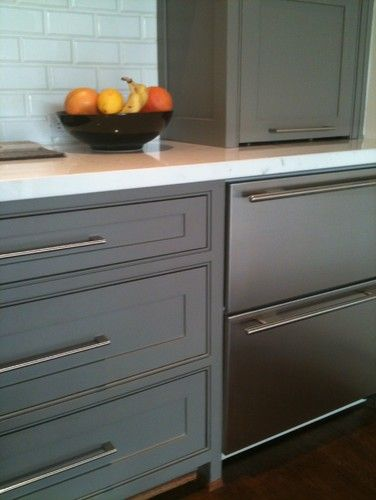 Pin By Dominick Designs On Kitchen Dining Design Kitchen Improvements Modern Kitchen Grey Shaker Kitchen
