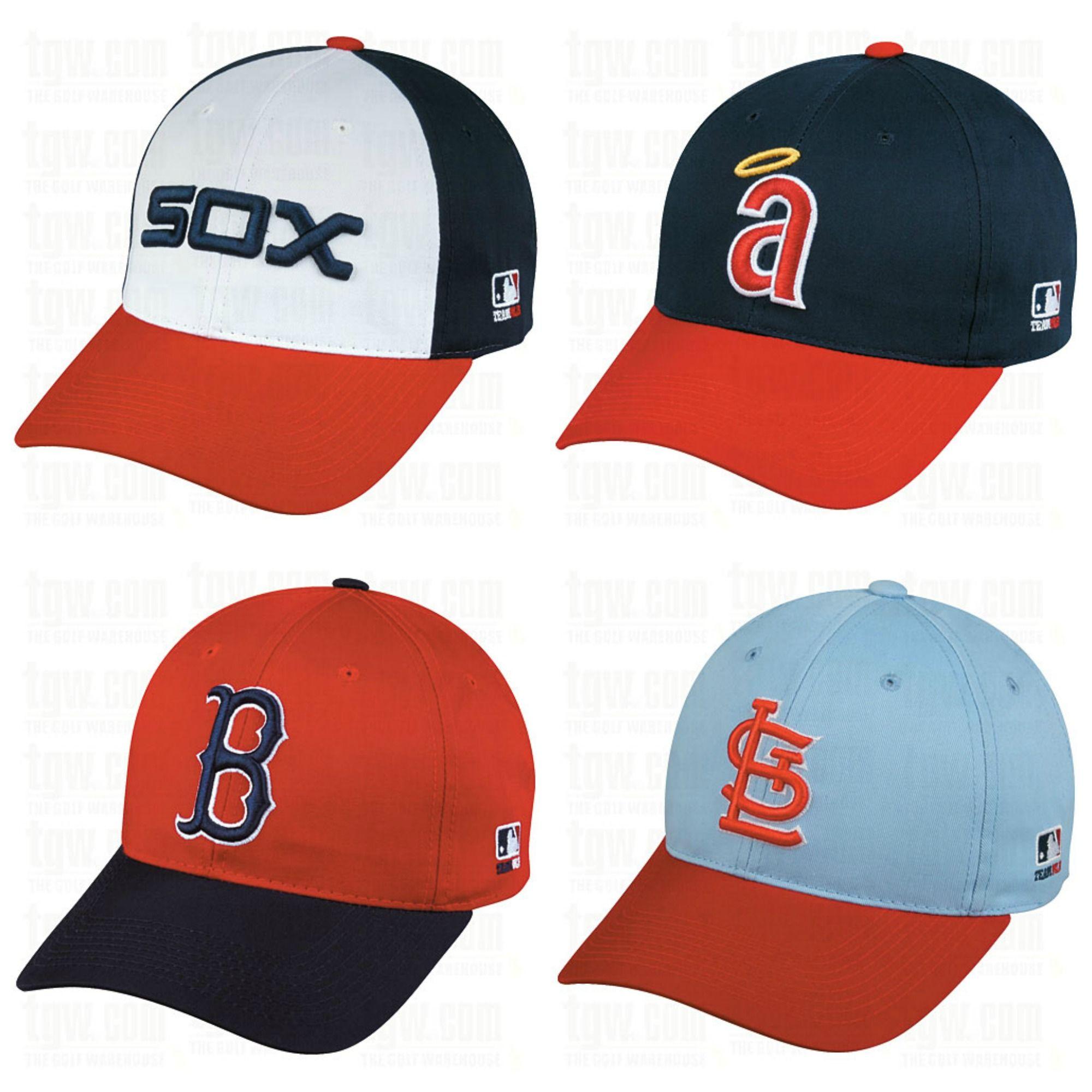 Outdoor Cap Co Mens Mlb Cooperstown Caps Mlb Hats Baseballsavings Mlb Apparel Baseball Equipment Baseball Savings
