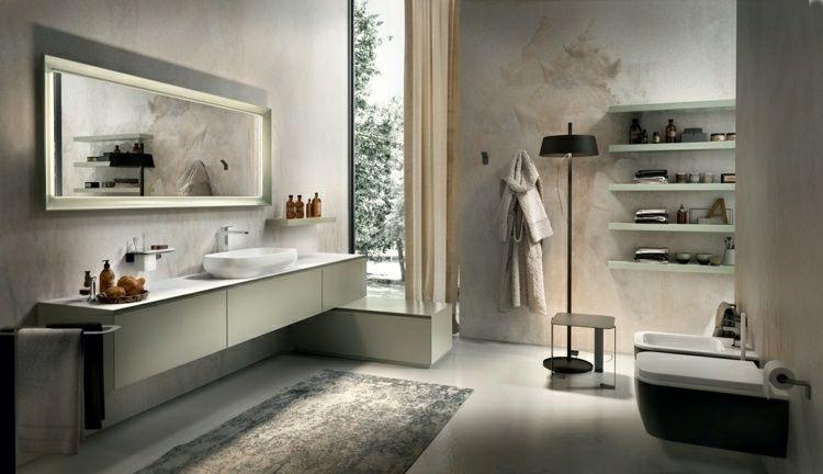 Badezimmer bilder ideen -Badmöbel aus Holz \u2013 die zeitlos elegante - badezimmer design badgestaltung