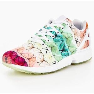 adidas originali zx flusso farfalla a tema scarpe pinterest