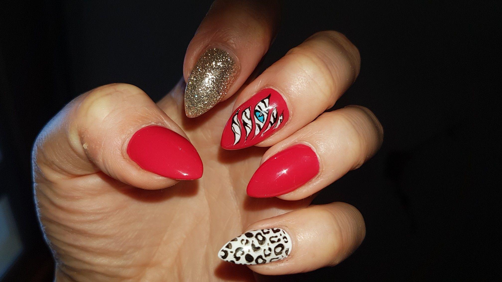 Pin By Oya Chetin On Stiletto Nails Design 3 Pinterest