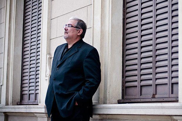 Poeta Frederico Barbosa é demitido da Casa das Rosas após 12 anos na direção Foto: O poeta e ex-diretor da Casa das Rosas, Frederico Barbosa