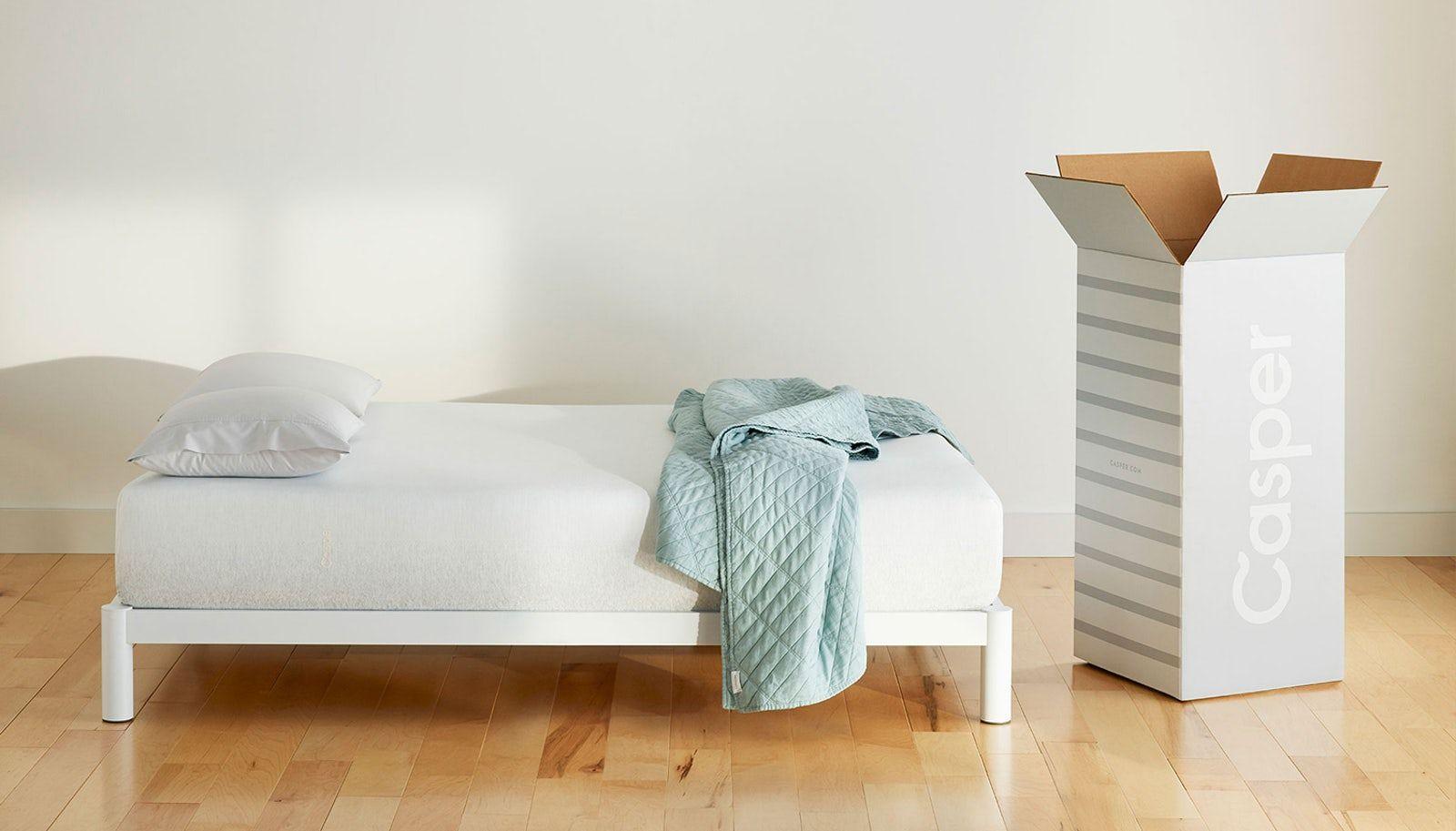 Casper Platform Bed And Nightstand Mattress Design Luxury Mattresses Cool Beds