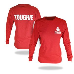 Toughie Long Sleeve- LOVE LOVE LOVE this shirt!!! So comfy!