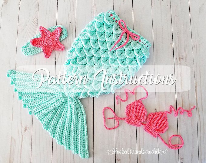 Instant Download – PDF Crochet Pattern – Multicolor star – Text instructions and SYMBOL CHART instru