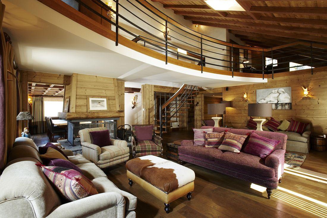Chalet Lain Blanc Meribel Jacuzzi Hot Tub Luxury Ski Chalet