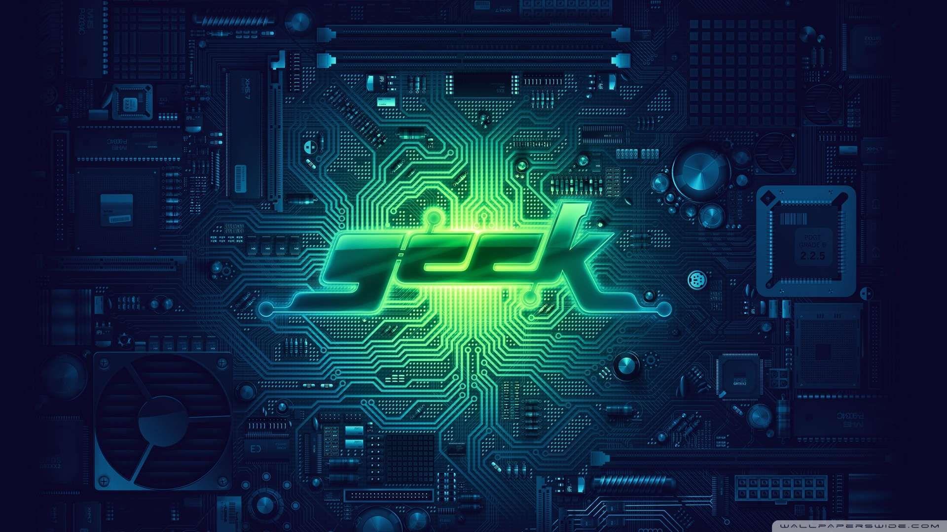 Mark Hd Electronics Wallpaper Electronics Background Electronics Logo