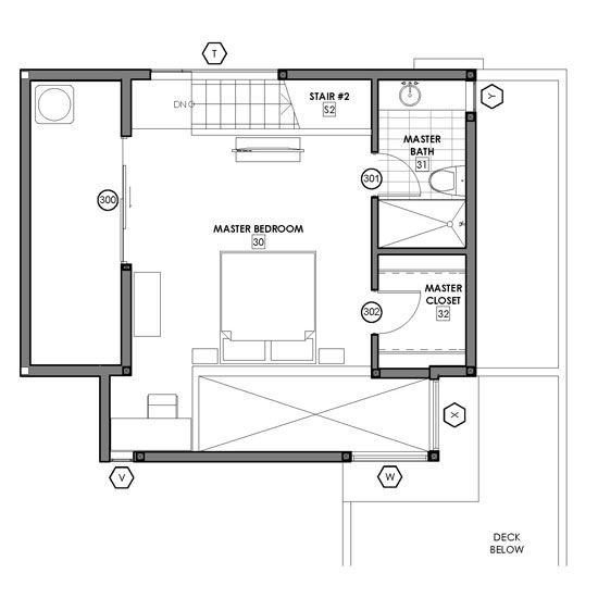 Small Houses Plans this unique vacation house plan has a unique layout with a spacious screened porch separating Tiny House Plans Living In Smallest Tiny House Very Small House Plans