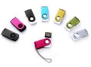 Mini Swivel USB Key / USB Flash Memory (CF-N21) - China USB Flash Drive;Promotional Gift;Promotional Usb, OEM