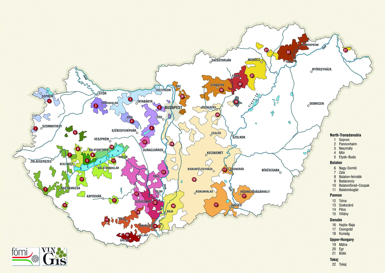Ungarn Hat Das Alteste Wein Klassifizierungssystem Der Welt Das