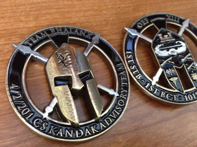 Challenge coins made to celebratethe completion of training, a change in rank or receipt of special honors andawards are some of US DOD Coins most common military coin requests. Description from usdodcoins.com. I searched for this on bing.com/images