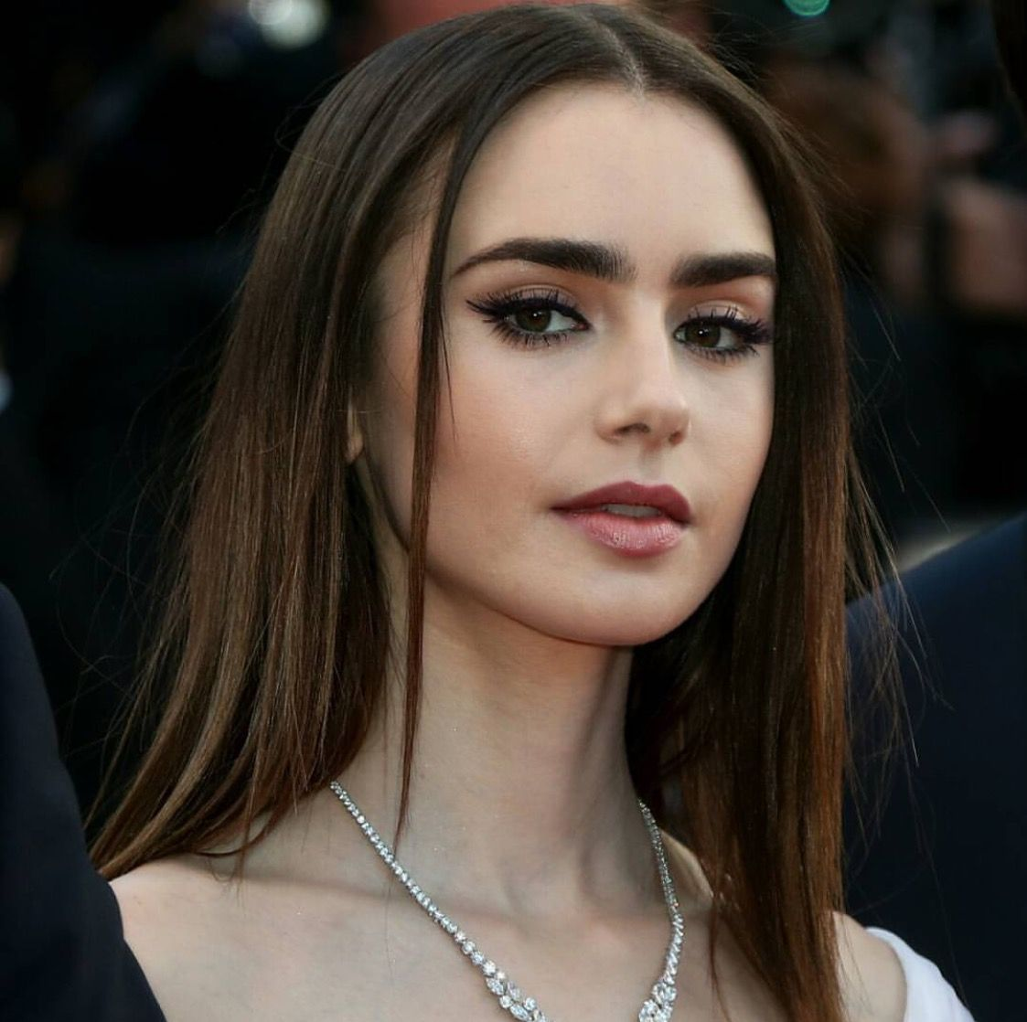 Lily Collins Nude Photos 87