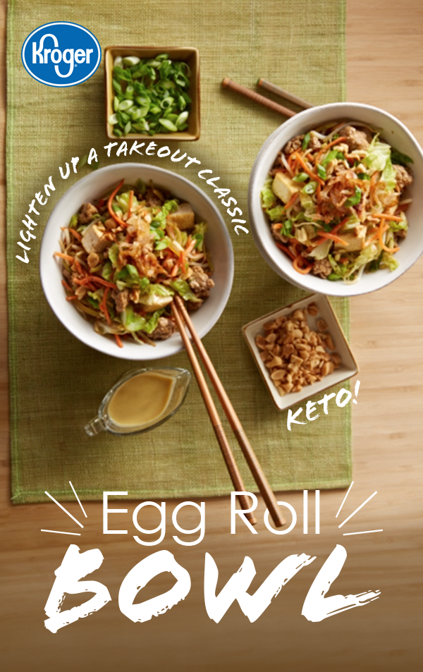 Simple Truth™ Egg Roll Bowl images