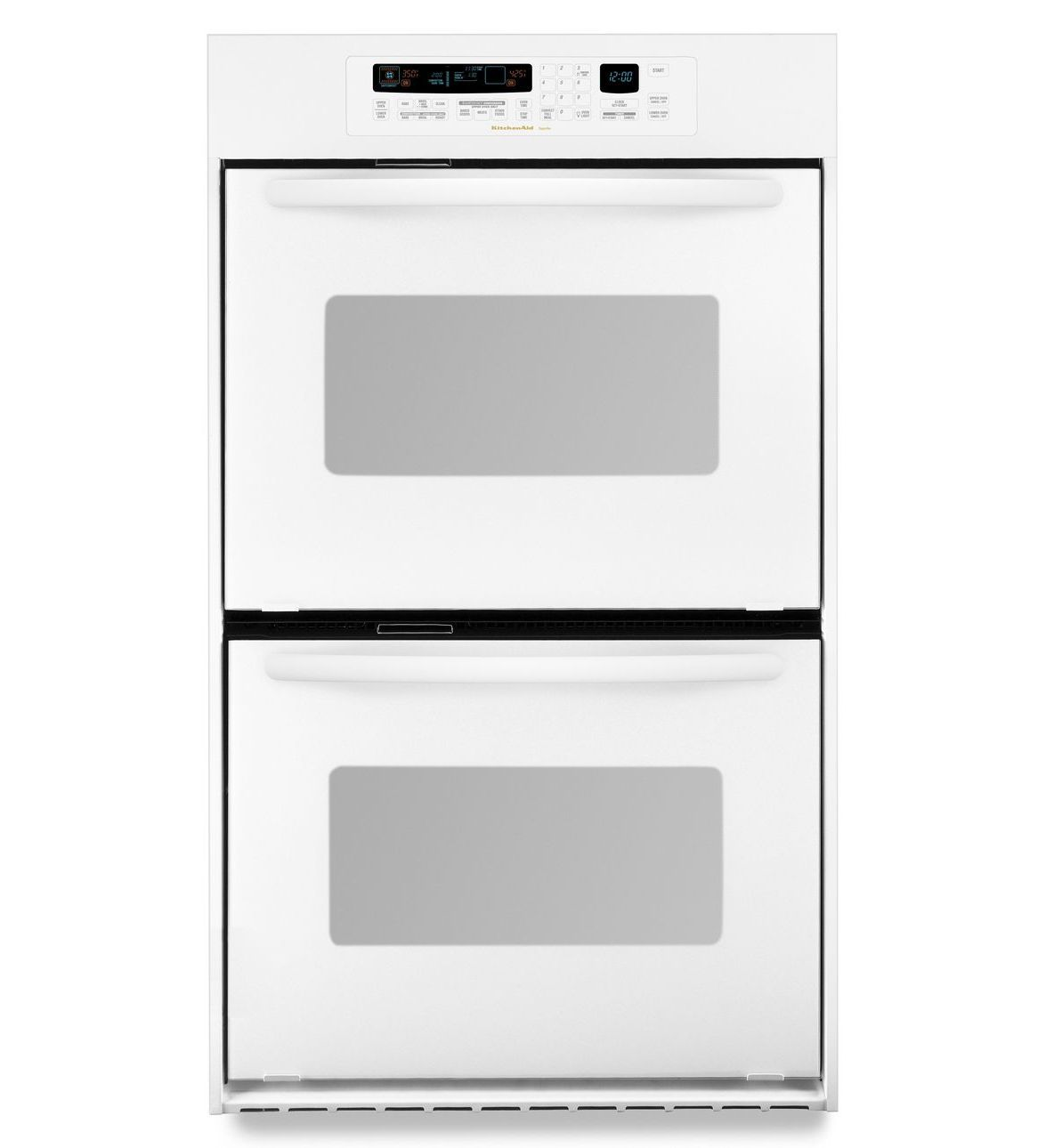 KitchenAid® 24 Inch Convection Double Wall Oven, Architect® Series II  Handles