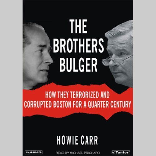 The Brothers Bulger: How They Terrorized and Corrupted Boston for a Quarter Century by Howie Carr, http://www.amazon.com/dp/B000FEBQJA/ref=cm_sw_r_pi_dp_zg6nub16D2SVJ