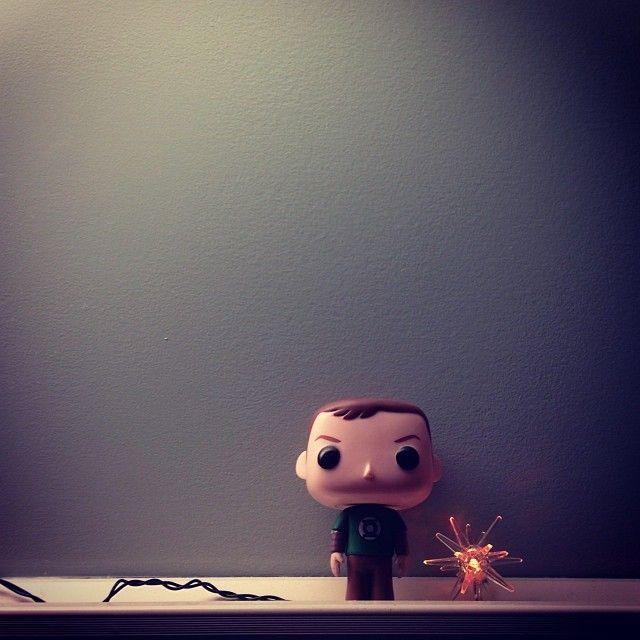 Because Sheldon.