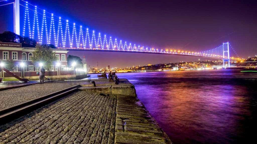Boğaz Köprüsü Arka Plan Duvar Kağıdı World 2019 Bosphorus